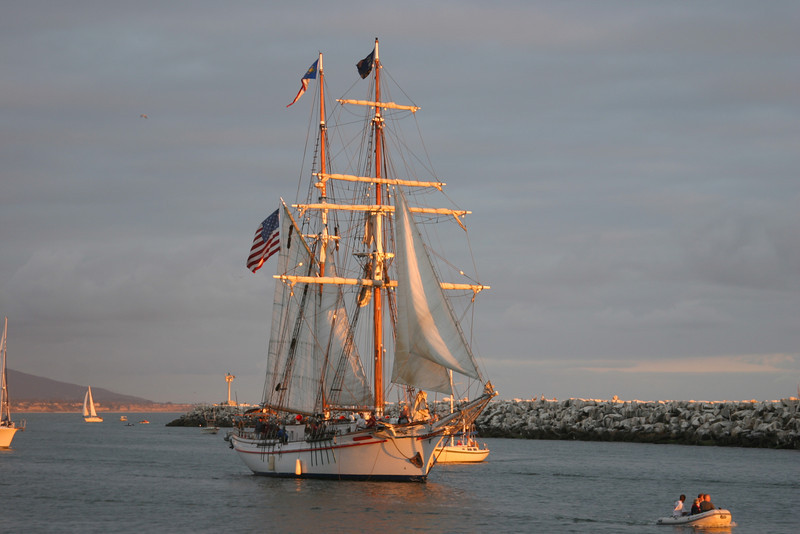Dana Point Tall Ships
